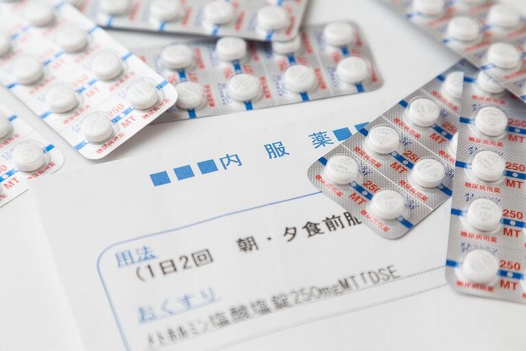 薬物療法(内服・GLP-1・インスリン注射)